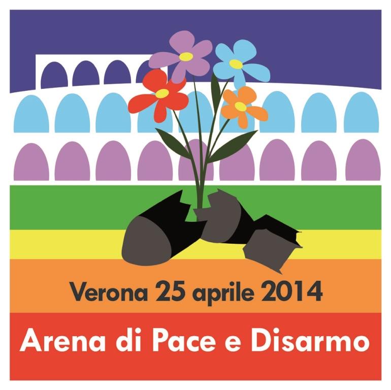 Verona- ARENA DI PACE 25 APRILE-